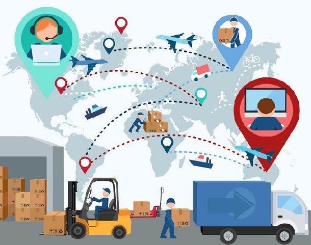 Le développement de l'e commerce, un défi pour le secteur logistique